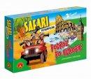 Safari fotograficzne i podróż po Europie - 2 gry planszowe,