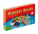 Warcaby, halma - 18 gier na 2 planszach,