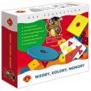 Wzory, kolory, memory - ,
