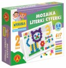 Wpinanka – Mozaika, Literki i Cyferki - ,
