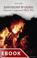Zanurzony w ogniu - Opowieść o stygmatach Ojca Pio, Roberto Allegri