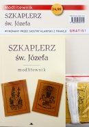 Szkaplerz św. Józefa modlitewnik - Modlitewnik ze szkaplerzem w prezencie, Mariola Chaberka