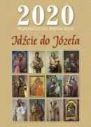 Kalendarz czcicieli Świętego Józefa. 2020 - Idźcie do Józefa, Katarzyna Pytlarz