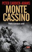 Monte Cassino  - Piekło dziesięciu armii, Peter Caddick-Adams