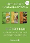 Komplet - Dajka - Dieta dla zdrowia 1 + Dieta dla zdrowia 2 +PostDaniela, Krystyna Dajka