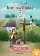 Jezus - nasz Zbawiciel ćwiczenia - Ćwiczenia do religii dla klasy 2 szkoły podstawowej, Praca zbiorowa