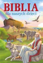Biblia dla naszych dzieci - , Barbara Poniatowska