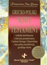 Grecko-polski Nowy Testament - , Michał Wojciechowski, Remigiusz Popowski SDB