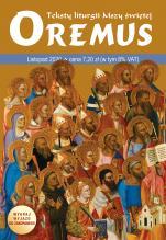 Oremus Listopad 2020 - Teksty liturgii Mszy Świętej,