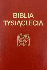 Pismo Święte Starego i Nowego Testamentu biblia papieska złocone brzegi - Biblia papieska,