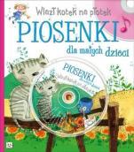 Wlazł kotek na płotek + CD - Piosenki dla małych dzieci, Praca zbiorowa