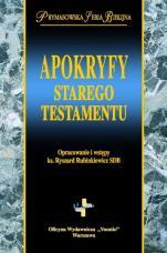 Apokryfy Starego Testamentu PSB - , red. ks. Ryszard Rubinkiewicz SDB