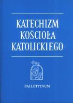Katechizm Kościoła Katolickiego mały twarda - ,