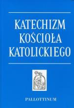 Katechizm Kościoła Katolickiego B5 miękka - ,