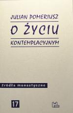 O życiu kontemplacyjnym - , Julian Pomeriusz