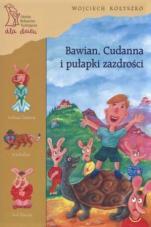Bawian, Cudanna i pułapki zazdrości / Outlet - , Wojciech Kołyszko