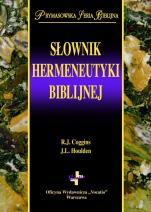 Słownik hermeneutyki biblijnej - , R.J. Coggins, J.L. Houlden