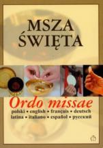 Msza święta Ordo missae - Obrzędy mszy świętej w ośmiu językach, ks. Sławomir Kawecki