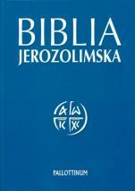 Biblia Jerozolimska z paginatorami - ,