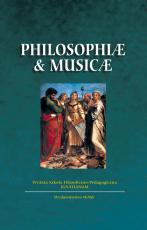 Philosophiae & Musicae - Księga Pamiątkowa z okazji Jubileuszu 75-lecia urodzin Księdza Profesora Stanisława Ziemiańskiego SJ,
