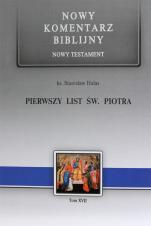 Pierwszy List św. Piotra - , ks. Stanisław Hałas