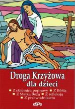 Droga krzyżowa dla dzieci - , Anna Matusiak