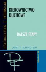 Kierownictwo duchowe - Dalsze etapy, Janet K. Ruffing RSM