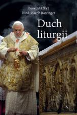 Duch liturgii - , Benedykt XVI (Joseph Ratzinger)