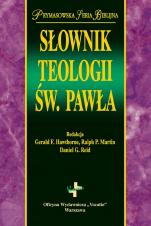 Słownik teologii św. Pawła - , red. Gerald F. Hawthorne, Ralph P. Martin, Daniel G. Reid