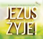 Jezus żyje! Rekolekcje ewangelizacyjne CD - Rekolekcje ewangelizacyjne, Remigiusz Recław SJ