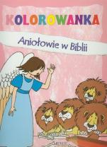 Aniołowie w Biblii - , Antonio Tarzia, Carla Cortesi