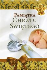 Pamiątka chrztu świętego - , Urszula Haśkiewicz