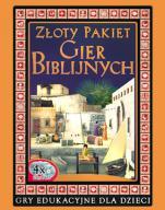Złoty pakiet gier biblijnych DVD - ,