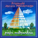 Pieśni miłosierdzia CD - , Promyki Jezusa Miłosiernego