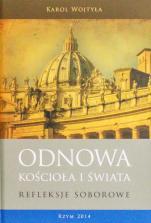 Odnowa Kościoła i świata - Refleksje soborowe, Karol Wojtyła
