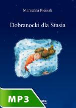 Dobranocki dla Stasia - , Marzenna Pieszak