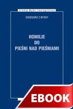 Homilie do Pieśni nad Pieśniami - , Grzegorz z Nyssy