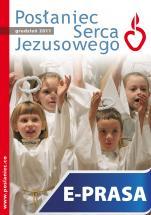 Posłaniec Serca Jezusowego - grudzień 2011 - , Ks. Stanisław Groń SJ (red.nacz.)
