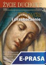 Życie Duchowe 61/2010 (Zima) - Krzywda i przebaczenie, Józef Augustyn SJ (red. nacz.)