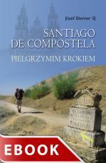 Santiago de Compostela Pielgrzymim krokiem - Pielgrzymim krokiem, Józef Bremer SJ
