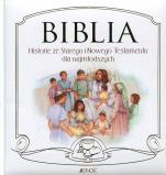 Biblia. Historie ze Starego i Nowego Testamentu dla najmłodszych - , Olivia Brookes