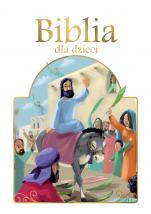 Biblia dla dzieci / B5 Zielona Sowa - , Anna Opolska, Marcin Piwowarski