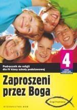 Zaproszeni przez Boga - katechizm (2012) - Podręcznik do IV klasy szkoły podstawowej, red. Zbigniew Marek SJ