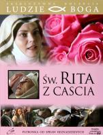 Święta Rita z Cascia Kolekcja Ludzie Boga - ,