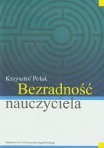 Bezradność nauczyciela / Outlet - , Krzysztof Polak
