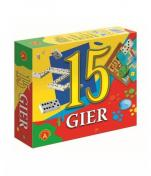 15 gier - ,