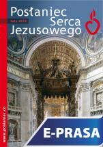 Posłaniec Serca Jezusowego - luty 2013 - , Ks. Stanisław Groń SJ (red.nacz.)