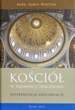 Kościół w tajemnicy odkupienia  - Interpretacja Vaticanum II, Karol Wojtyła