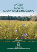 Homilie, kazania i mowy okolicznościowe Tom 2 - , red. Krzysztof Czepirski OMI