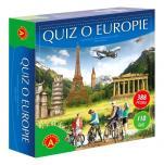 Quiz o Europie (średni) - Średni,